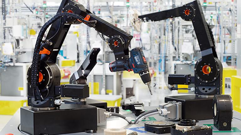 اتوماسیون صنعتی و رباتیک